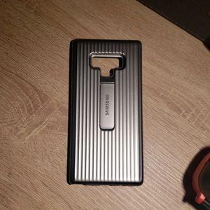 Samsung Note 9 kickstand phone case